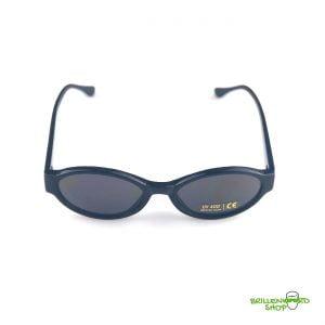 ZB 1001 - Zonnebril Zwart - Glossy