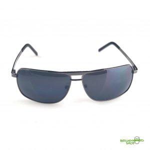 ZB 1008 - Zonnebril zwart met zwarte glazen