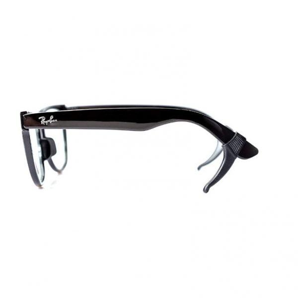 1180 brillenpootjes - brillenhaak - zwart 5
