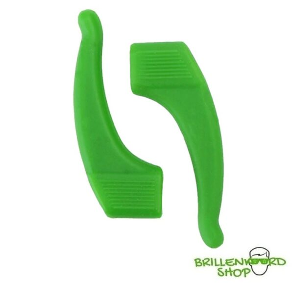 1238-brillenhaak-oorhaakjes-bril-sport bril-siliconen-groen