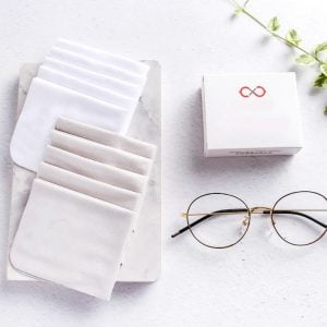 brillendoekje - lensdoekje - Chamois - Microfiber