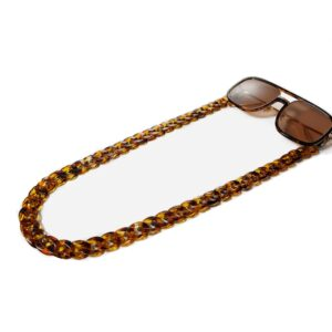 1268 brillenketting Grote schakel - eyezoo XL chain - shildpad 2